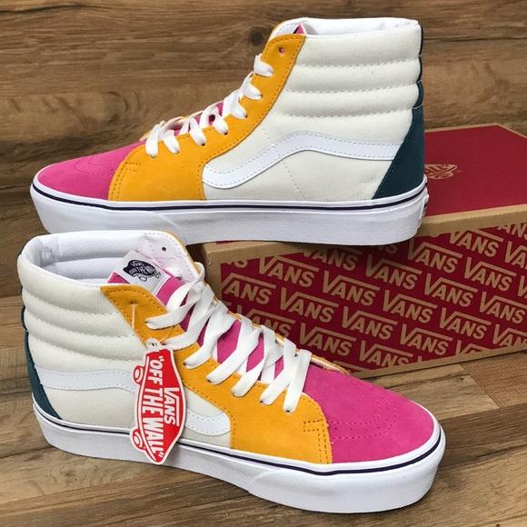 Vans Shoes | Brand New Platform | Poshmark